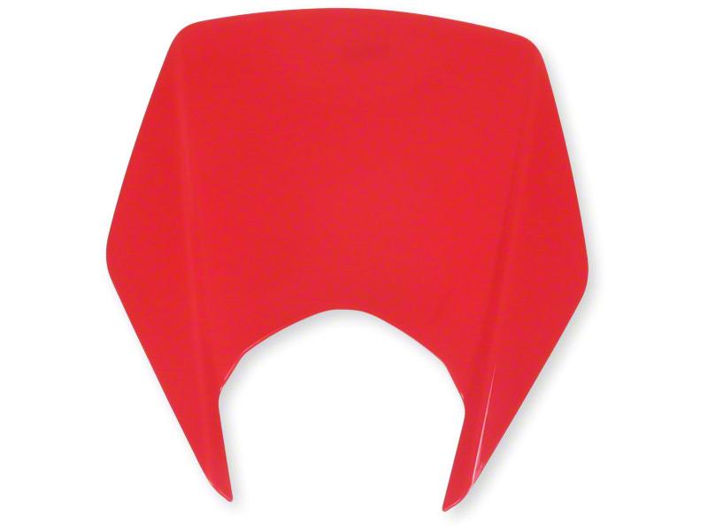 plaque phare derbi drd xtreme racing gilera smt rcr rouge. Black Bedroom Furniture Sets. Home Design Ideas